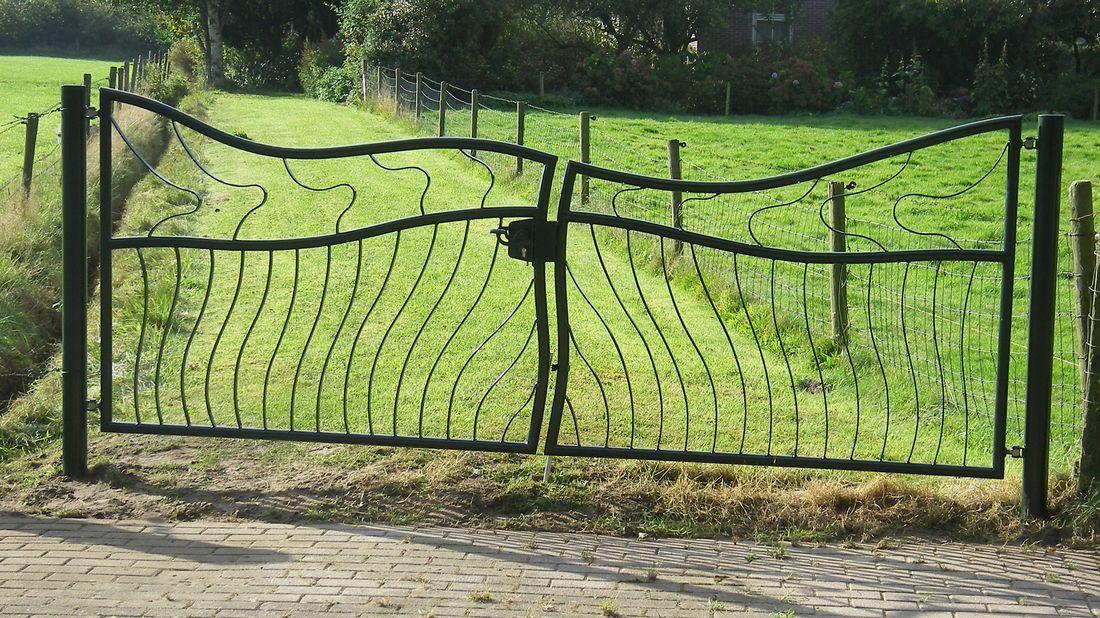 Een poort als sieraad voor uw erf?